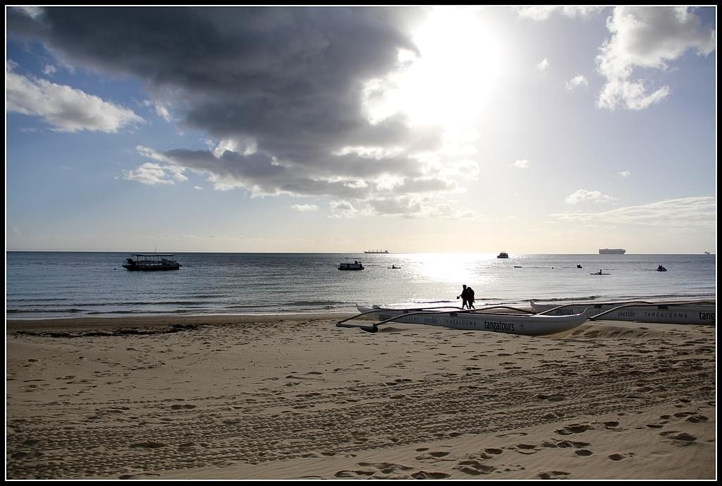 澳洲自由行day3 摩頓島滑沙(Sand tobogganing at Tangalooma, Moreton Island) @想飛─快樂生活地圖 My Happy Life - nidBox親子 ...