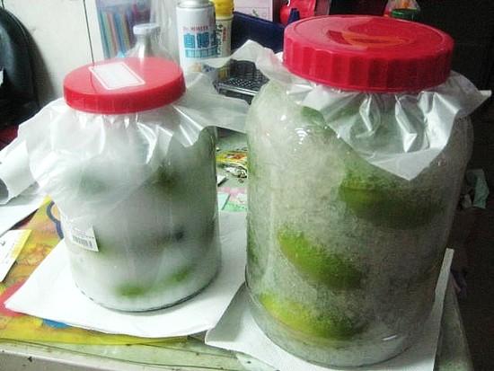 又腌了3罐鹹檸檬 @果的︵空城 - nidBox親子盒子