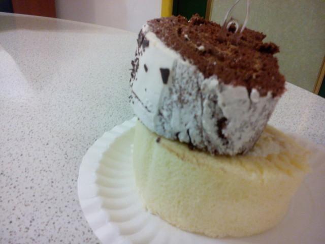 (二寶彌月試吃)位於新北市永和區的 香緹雅手作蛋糕坊 ~ 真的很美味唷~ @我的照蕎修祿物語~ - nidBox親子盒子