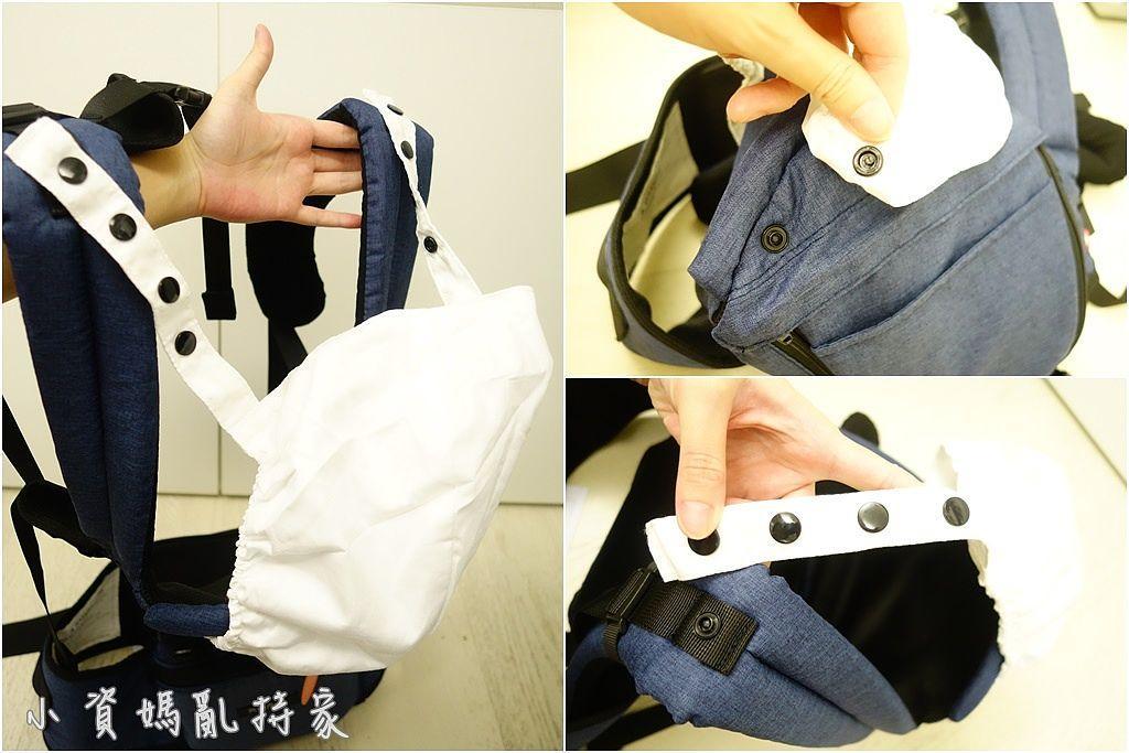 瑞士品牌MiaMily健康護脊嬰兒背帶。背大寶寶也輕鬆 @I'm Joanna 小資媽亂持家 - nidBox親子盒子