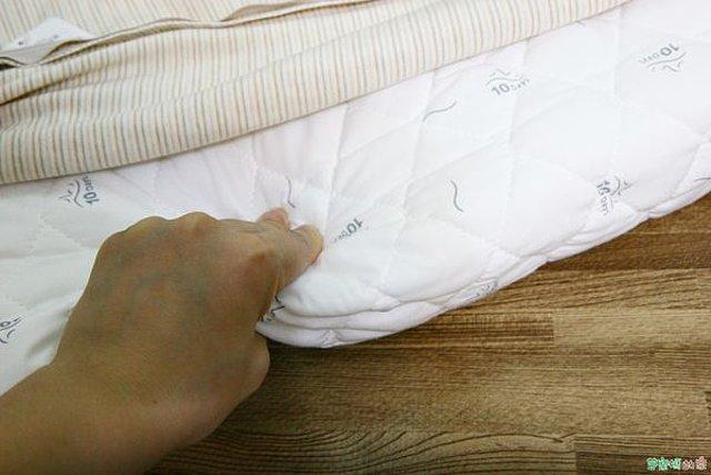 【好物】好床好睡精神好,10Days for kids水洗透氣嬰兒床墊 @芭樂媽的家 - nidBox親子盒子
