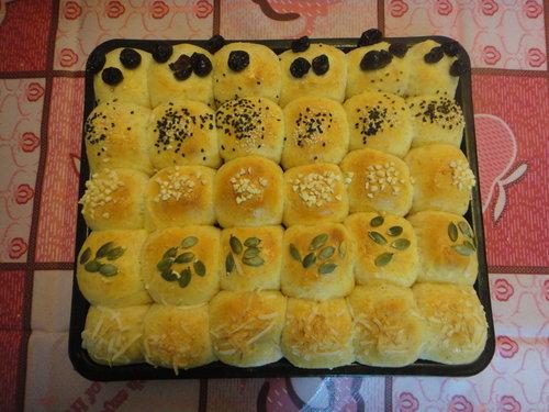 派對麵包 @雪兒媽咪的窩 - nidBox親子盒子