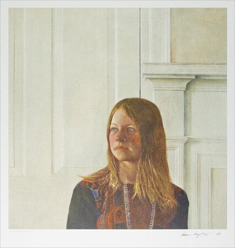 美國寫實派畫家Andrew Newell Wyeth @helloketty - nidBox親子盒子