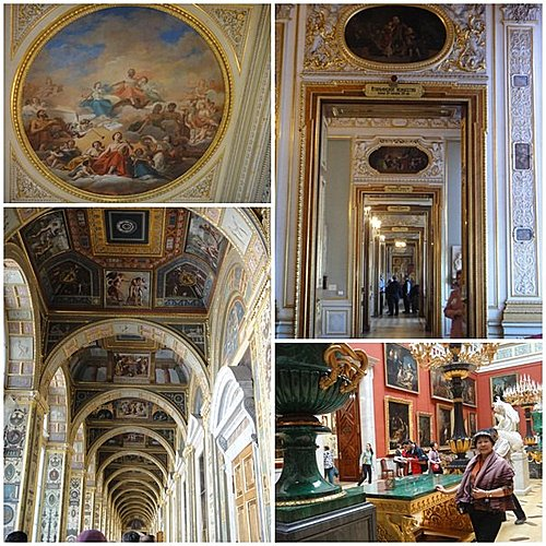 俄羅斯(四)冬宮(隱廬博物館), 包括柱子,英國大英博物館,珍貴收藏品達三百萬件,