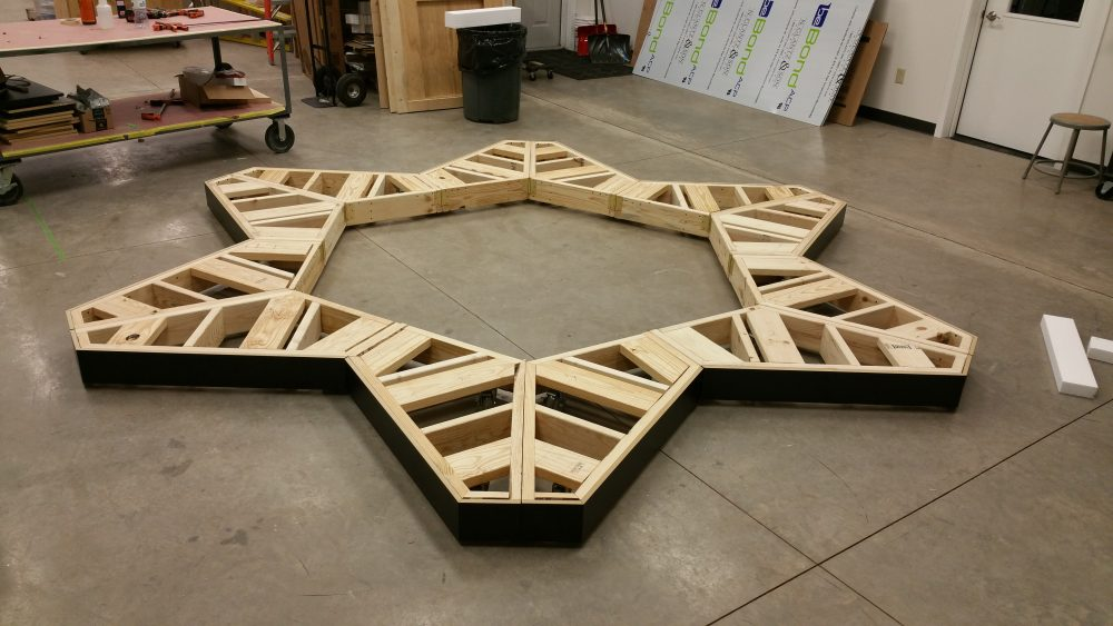 Industrial Design - Modular Platform Base - Monroe Co A-Z