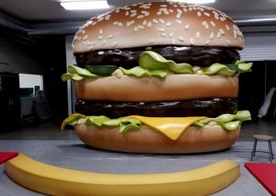 Big Mac Billboard