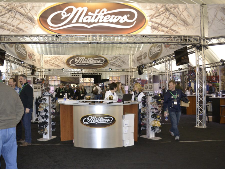 Trade Show Booths - Mathews Graphic & Custom Furniture Elements Elements
