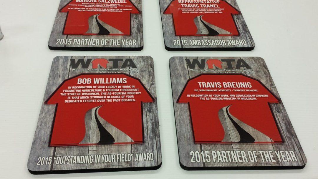 WATA Plaques Acrylic & Wood Prints