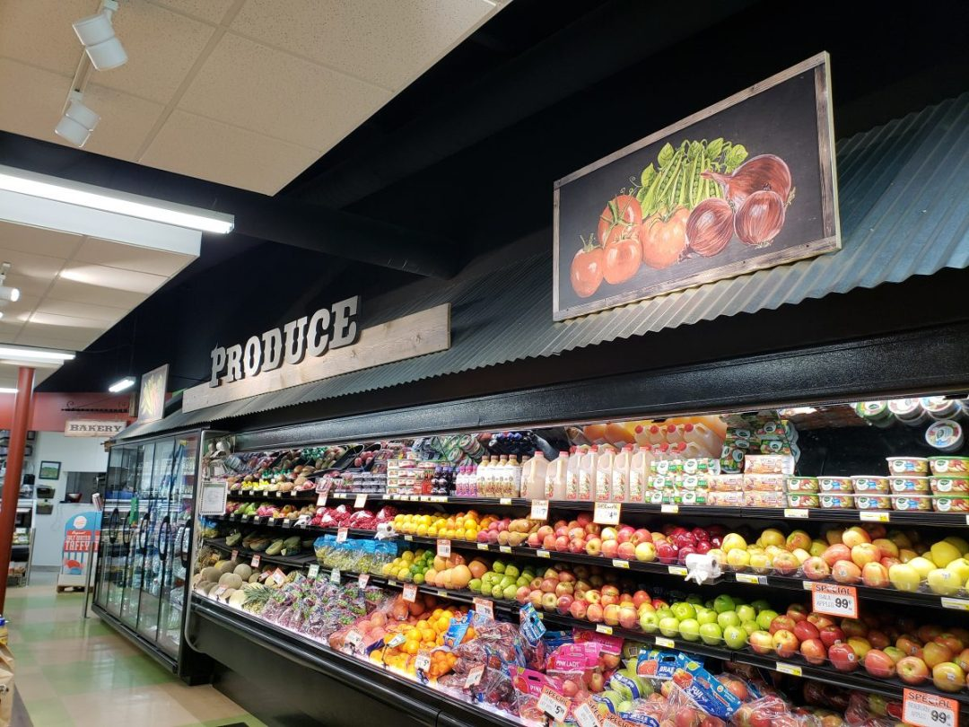 Thorp - Super Valu - Produce