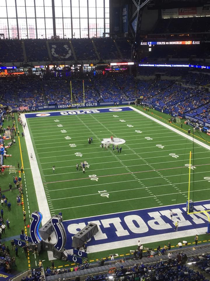 Foam Sculpting - Themed Props - Indianapolis Colts - Horseshoe Gate on Colt's Field
