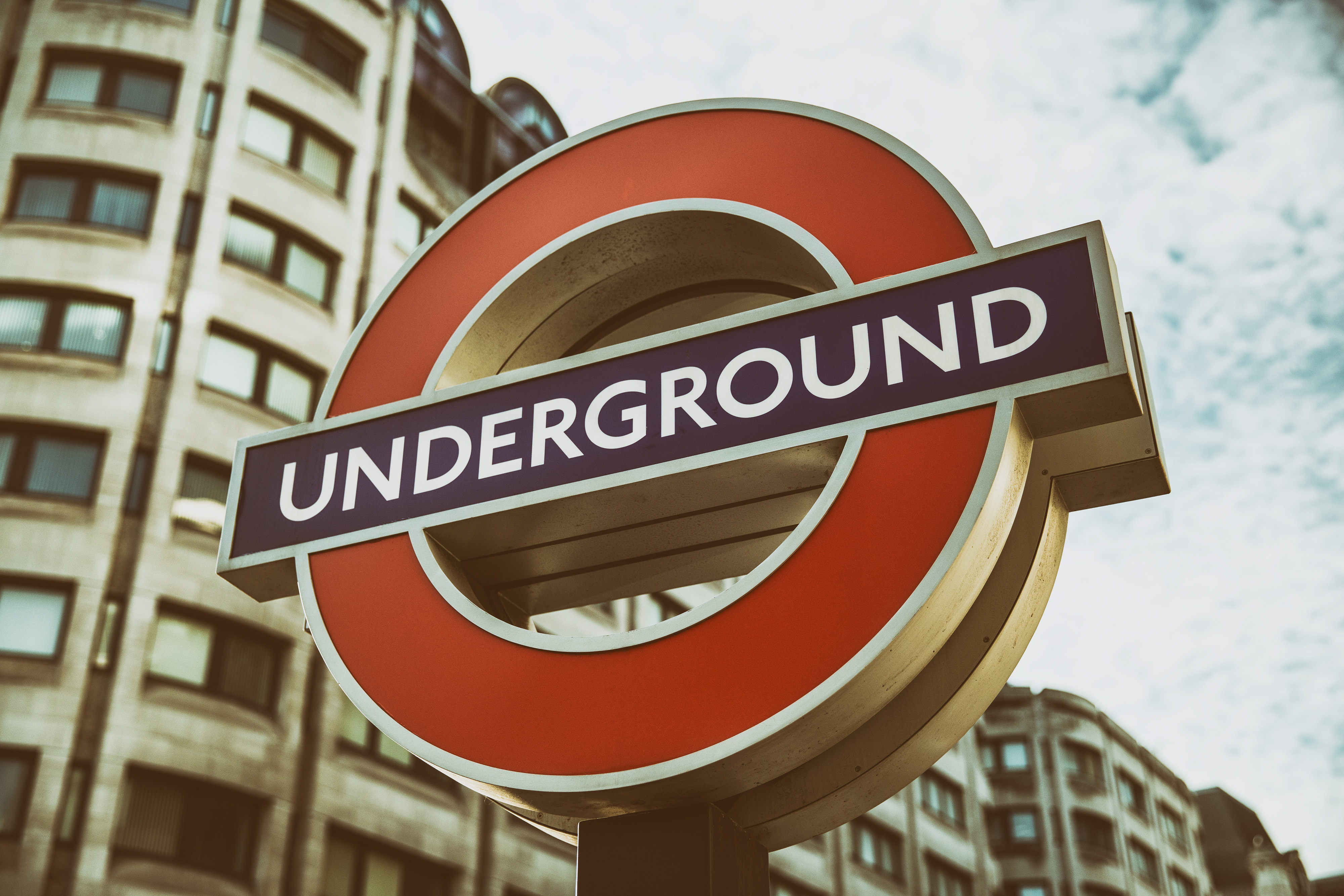 Picalls Com Underground Sign By Tom Eversley