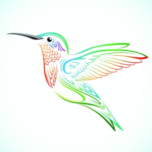 hummingbird sketch simple word drawing observe humming sketches characters blessed hear those god speed picamon intel jonah act