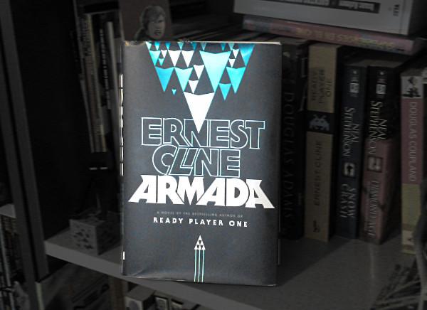 Libro Armada  Ernest Cline  Picando Cdigo