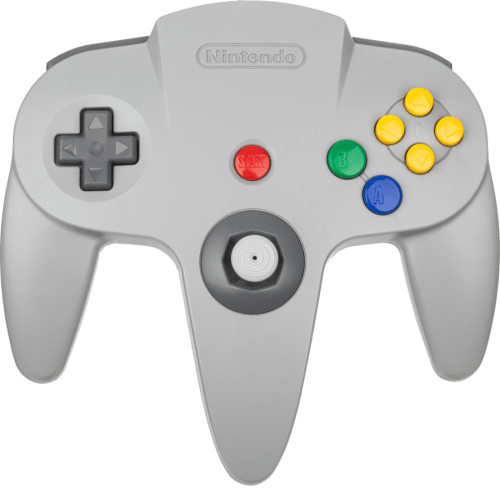 small resolution of control nintendo 64