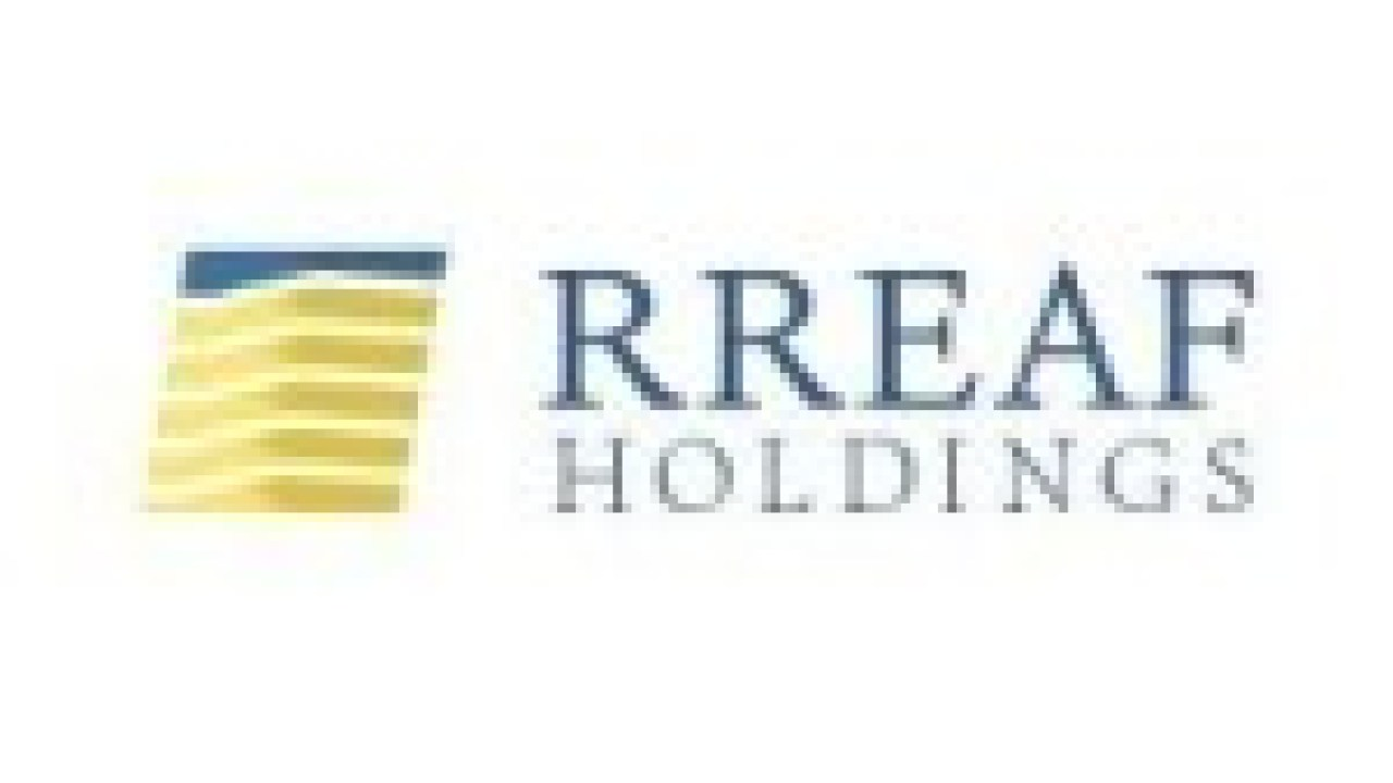 iintoo Investments and RREAF Holdings, LLC Assume Management of