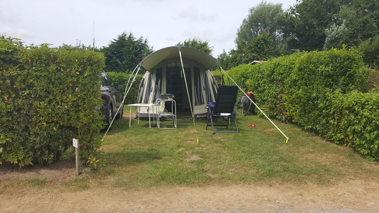 Camping Le Walric Terrain De Camping Class SAINT VALERY
