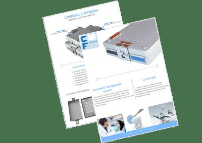 CF Système – Brochures