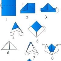 Origami # 1