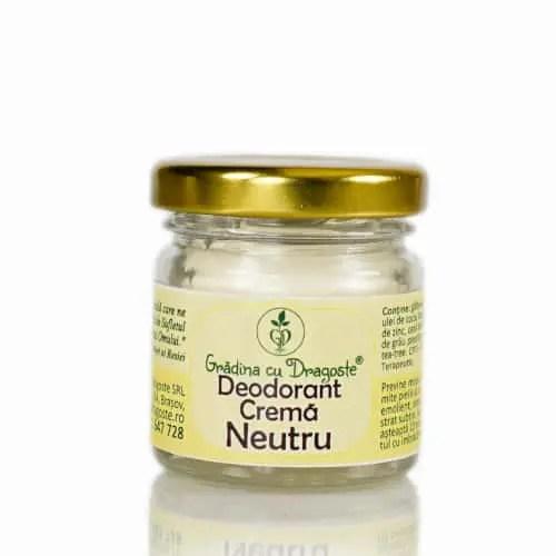 Deodorant Natural Inodor