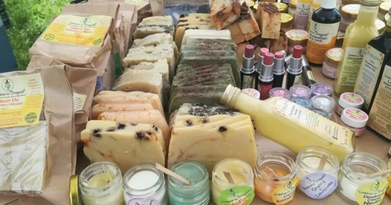 Cosmetice Naturale Handmade Romanesti 100% Organice