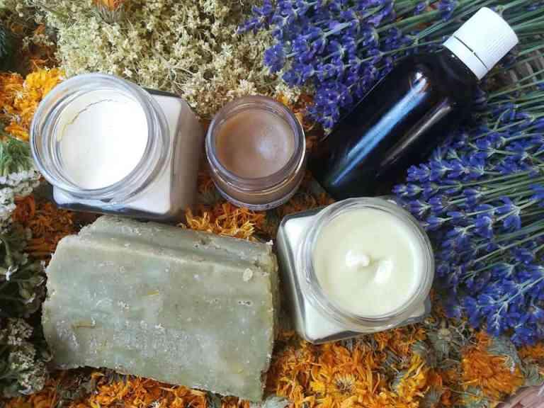 Cosmetice Naturale din Grădină, Fara Conservanti