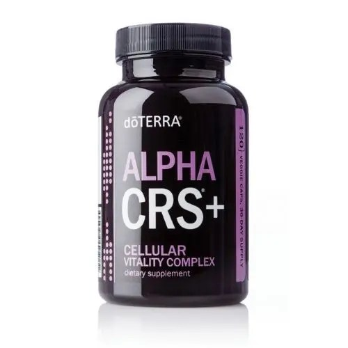 Capsule Alpha CRS doTerra