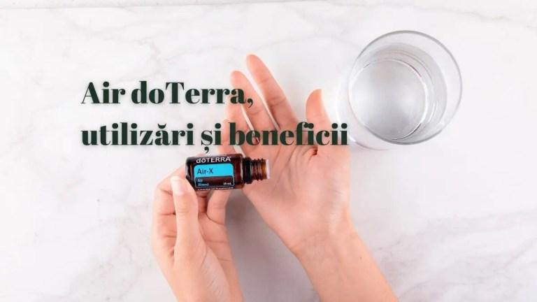 Air doTerra, utilizări și beneficii