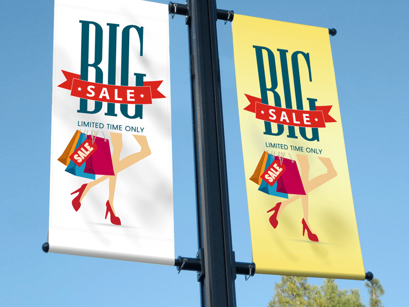 fabric banners digital printing