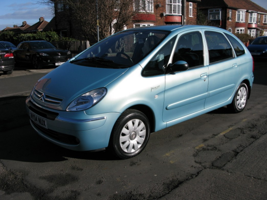 Citroen Xsara Picasso 20 Exclusive Photos And Comments