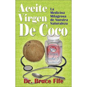 Aceite Virgen de Coco Front Cover