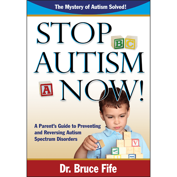 Stop Autism Now Front Cover