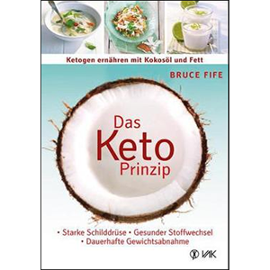 The Coconut Ketogenic Diet fron cover German