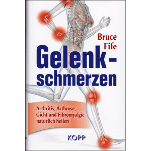 The New Arthritis Cure German front cover