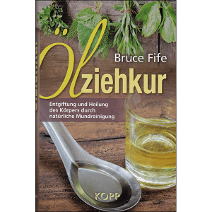 Oil Pulling Therapy German front cover