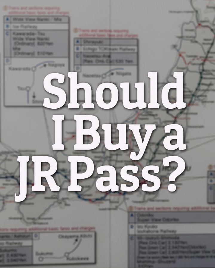 Japan Rail Pass Review: Should I Buy a JR Pass?
