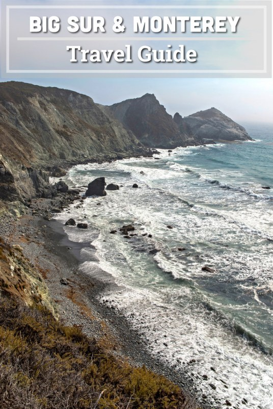 Big Sur & Monterey Travel Guide