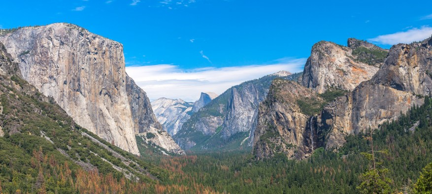 Tunnel View: Best things to do in Yosemite Valley