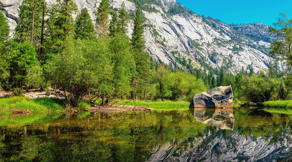 Mirror Lake: Things to do in Yosemite Valley