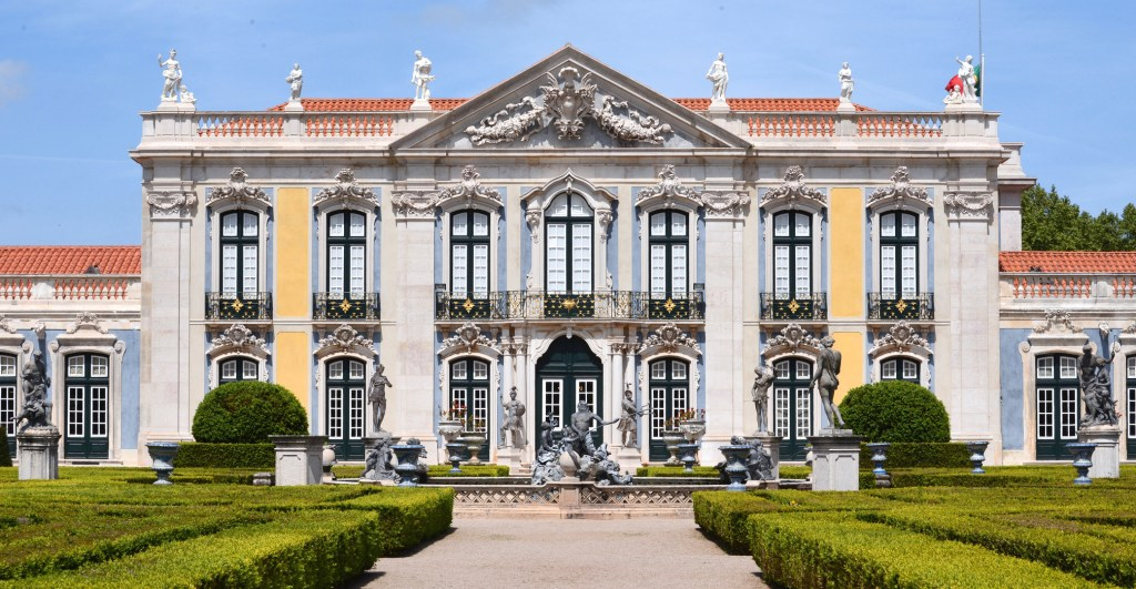 Lisbon Travel Guide National Palace of Queluz
