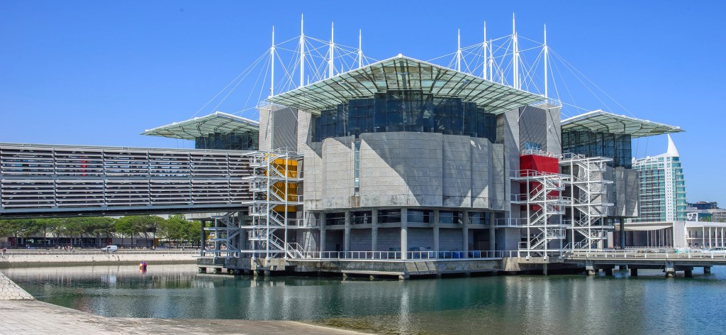 Lisbon Travel Guide Oceanarium