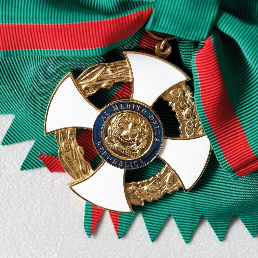 decorazione della Repubblica Italiana
