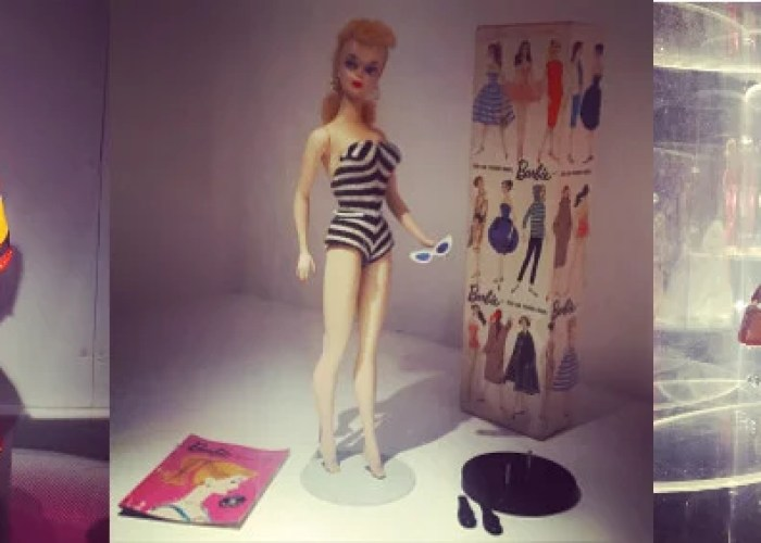 Barbie a Milano