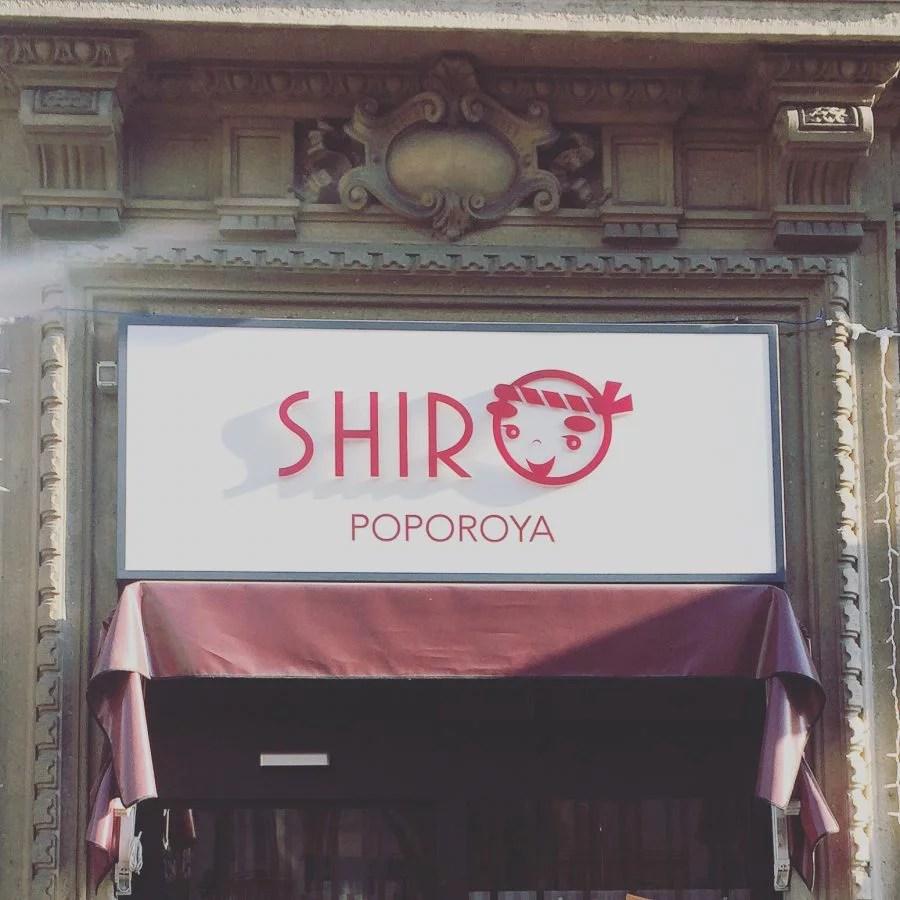 Shiro Poporya Milano