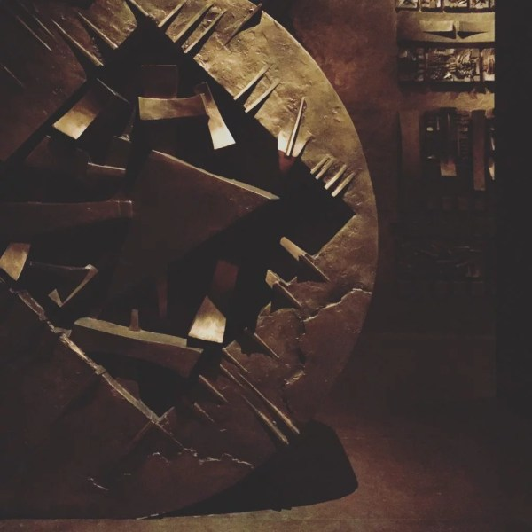 Il Labirinto di Arnaldo Pomodoro