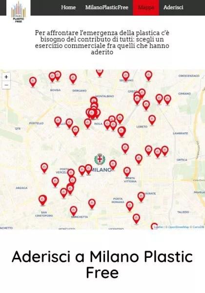Dove riempire la borraccia a Milano e ristoranti con acqua in caraffa