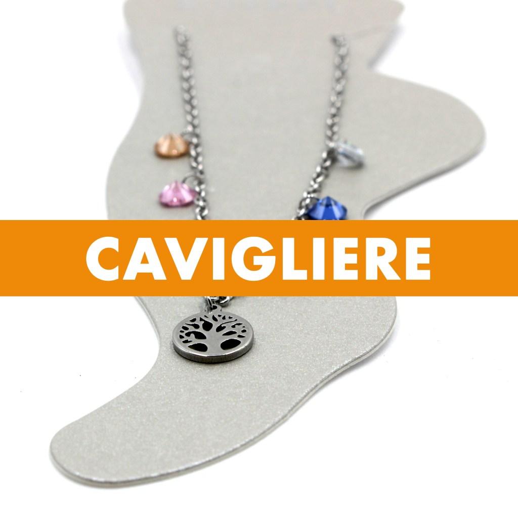 Bijoux donna, Cavigliere