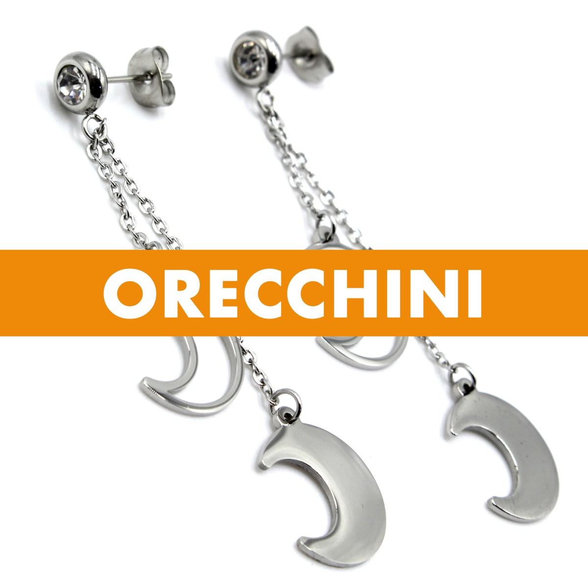 Bijoux donna, Orecchini