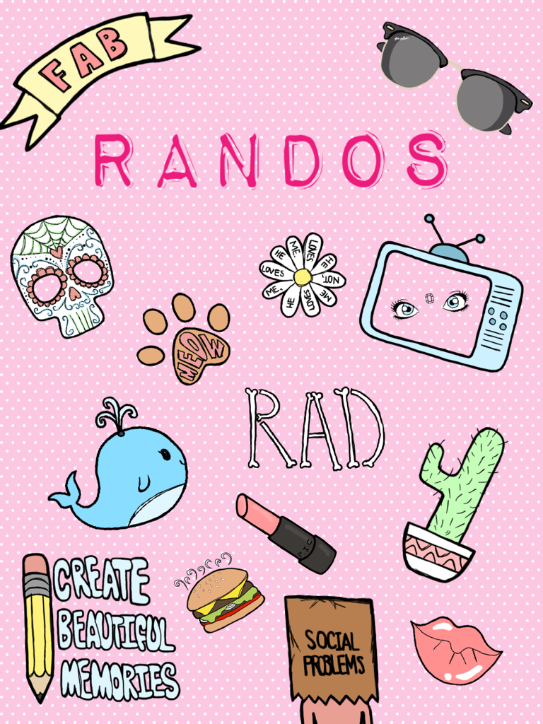 Randos Sticker Pack  Piccollage