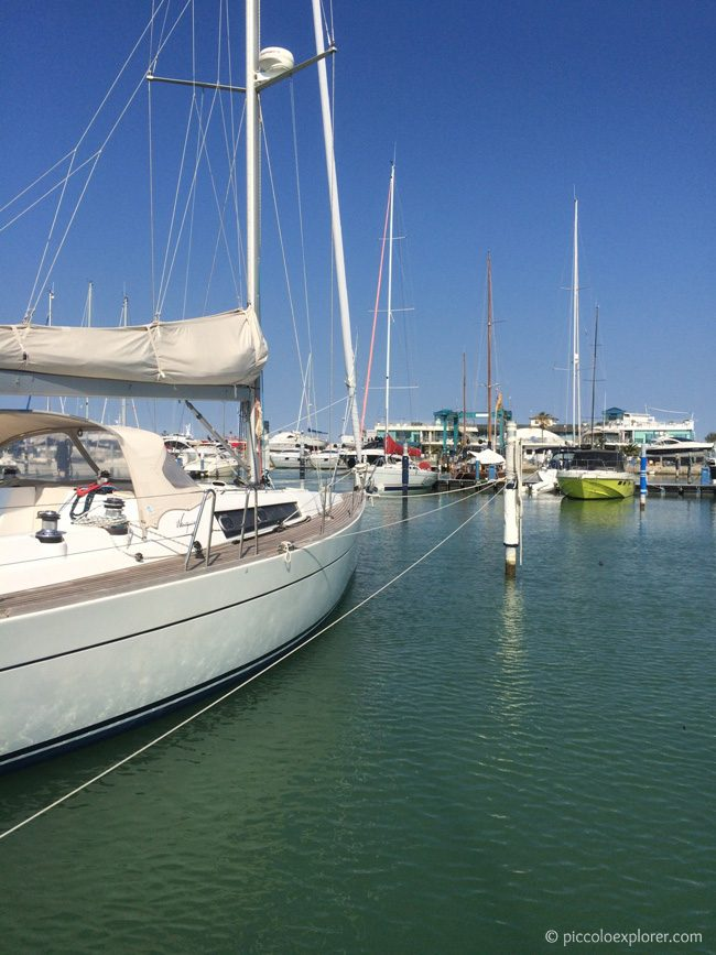 Sailing Boat Marina Dei Cesari Fano