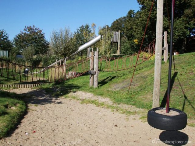 Dukes Meadows Park, Adventure Playground